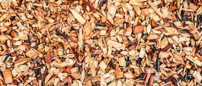 wood-chips-Brush Chipping